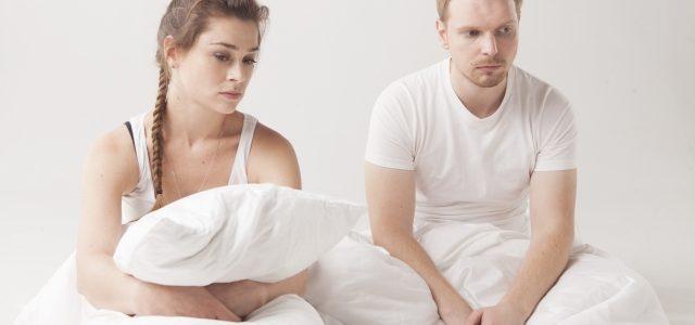 セックスレスと原因