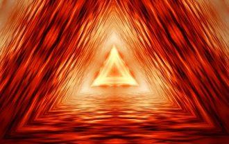 手相と三角