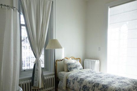 風水とカーテン