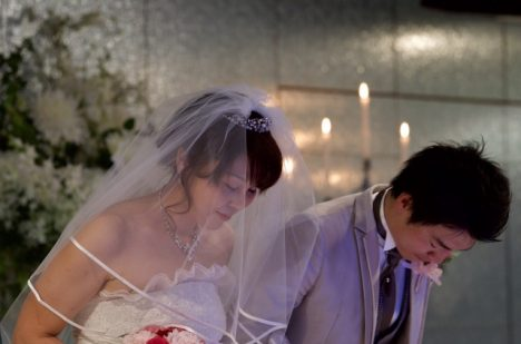 学生彼氏との結婚