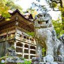 神社の狛犬について