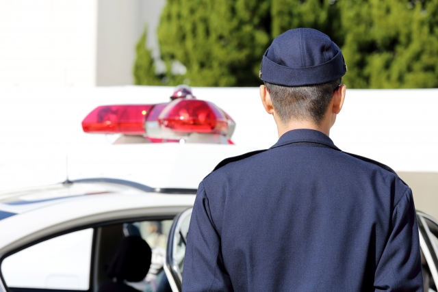 夢占い-警察官が出てくる夢の意味とは?