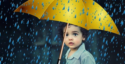 夢占い-雨の夢は何を意味するのか?