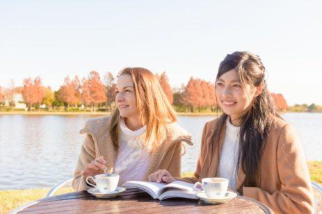 夢占い-外国人が出てくる夢の意味とは?