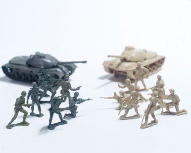 夢占い-戦争の夢は何を意味するのか?