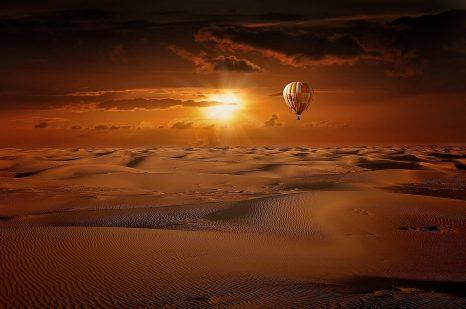 夢占い-砂漠の夢は何を意味するのか?