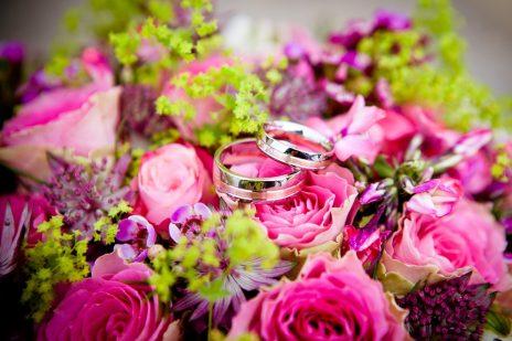 結婚運の上がる待ち受け画像