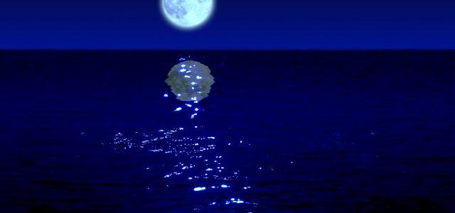 占星術の10惑星の月の意味と特徴