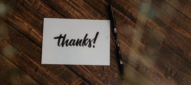 道端ジェシカさんも実践していた「感謝ノート」を知っていますか?