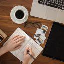 手帳のマンスリーページで願いを叶える!未来日記の書き方