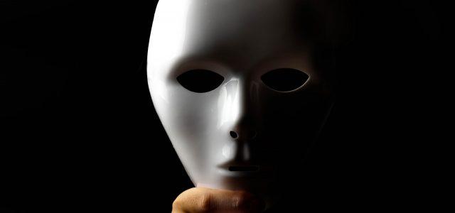 カラーセラピー③仮面と素顔