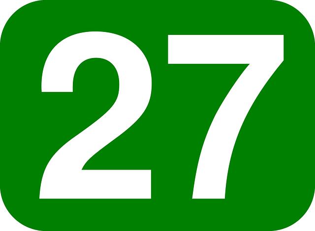 【誕生日占い】27日生まれの性格と恋愛の傾向は?