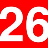 【誕生日占い】26日生まれの性格と恋愛の特徴とは?誕生日の観点から異性との恋愛相性をご紹介