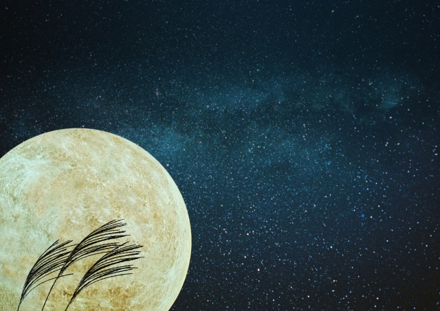 十三夜とは?十五夜との違いや運気の上がるお月見を楽しむ3つのポイントご紹介!【2020年は10月29日】