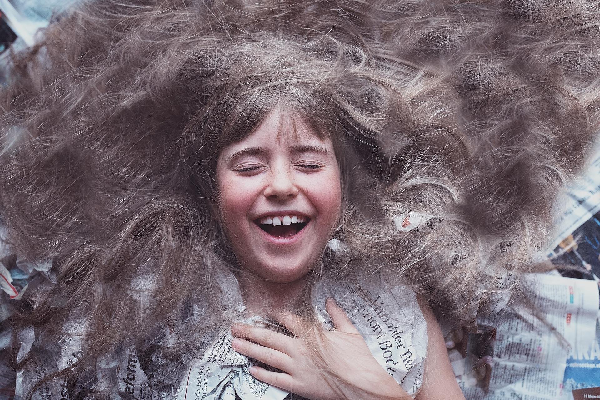 夢占い-笑う夢は何を意味するのか?