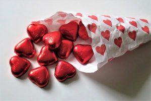 2021年バレンタインに恋愛成就させたいならこれ!片想いを叶える待ち受け画像