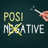 ネガティブ脳をポジティブ脳に切り替える3つの方法